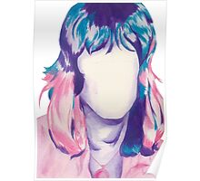 Keith Emerson Portrait (all-over design) Poster