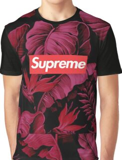 Supreme Graphic T-Shirt