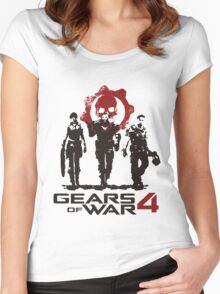 GOW 4 Women's Fitted Scoop T-Shirt