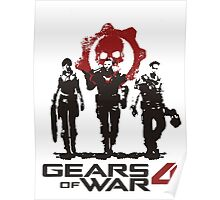 GOW 4 Poster