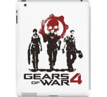 GOW 4 iPad Case/Skin
