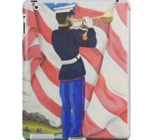 Taps U.S. Marine iPad Case/Skin