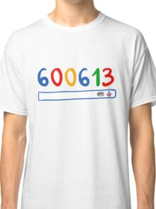 600613 search engine Classic T-Shirt