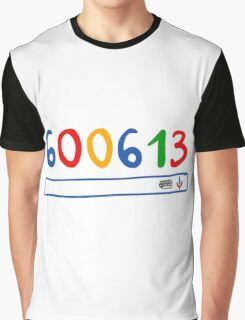 600613 search engine Graphic T-Shirt
