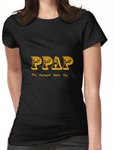 PPAP - Pen Pineapple Apple Pen Womens Fitted T-Shirt