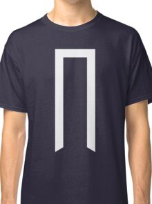 Ghostly Ride Square Classic T-Shirt