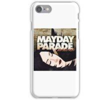 MAYDAY PARADE ALBUMS 3 iPhone Case/Skin