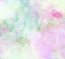 Dreamy Watercolor Texture Sticker