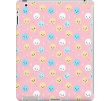 Happy Cute Cookies iPad Case/Skin