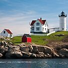 Nubble Light by PhotosByHealy
