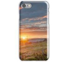 Ness Sunrise, Isle of Lewis iPhone Case/Skin