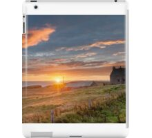 Ness Sunrise, Isle of Lewis iPad Case/Skin