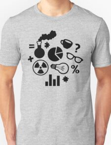 Science Pattern Unisex T-Shirt