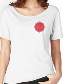 RED UPON RED Women's Relaxed Fit T-Shirt