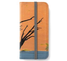 Camel Thorn Trees iPhone Wallet/Case/Skin