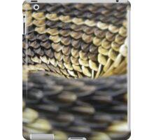 Eastern Diamondback Rattlesnake Scales iPad Case/Skin