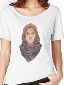 Not so Red Riding Hood Women's Relaxed Fit T-Shirt