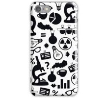 Science Pattern iPhone Case/Skin