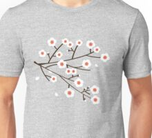 White Cherry Blossoms T-Shirt