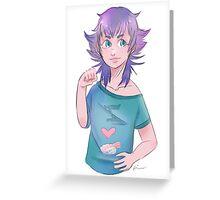 I <3 Sushi Greeting Card