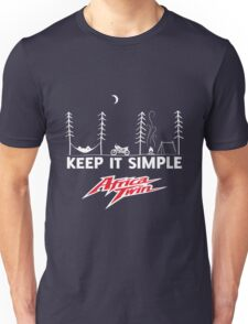 Africa Twin KISS Unisex T-Shirt