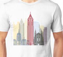 Atlanta skyline poster Unisex T-Shirt