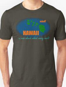 Visit Hawaii Unisex T-Shirt