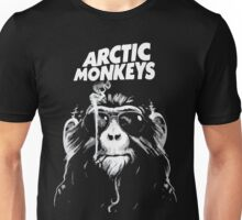 Artic Monkeys -  Smoking Monkey Unisex T-Shirt