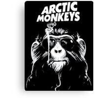 Artic Monkeys -  Smoking Monkey Canvas Print