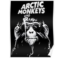 Artic Monkeys -  Smoking Monkey Poster