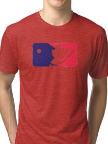 Peanuts League Baseball Tri-blend T-Shirt