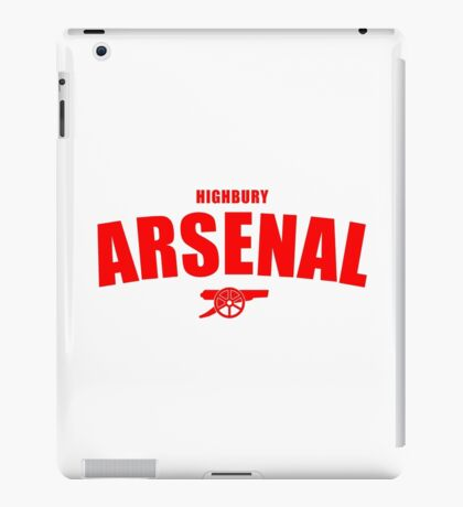 Arsenal iPad Case/Skin