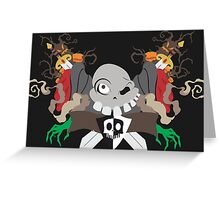 Return to the Graveyard Greeting Card