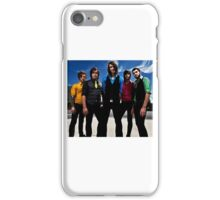 MAYDAY PARADE TOURS 5 iPhone Case/Skin