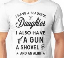 Beautiful Daughter Unisex T-Shirt