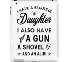 Beautiful Daughter iPad Case/Skin