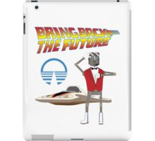 Bring Back the Future Horizons Robot Butler iPad Case/Skin