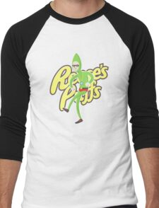 Idubbbz the Alien Reese's puffs dance Men's Baseball ¾ T-Shirt