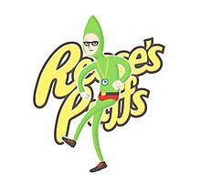 Idubbbz the Alien Reese's puffs dance Photographic Print