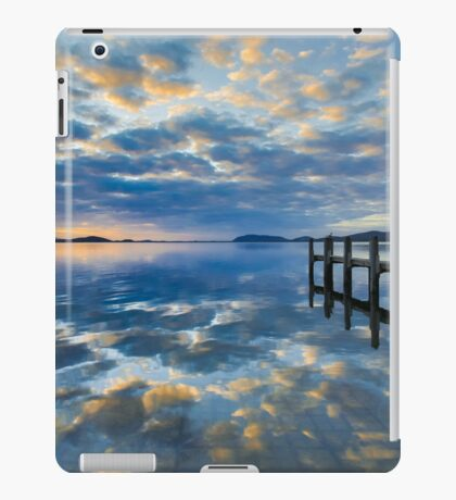 Tranquil Morning iPad Case/Skin