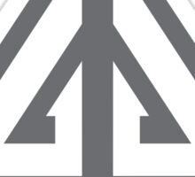Eureka-Resident Genius Sticker