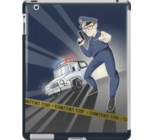 Idubbbz the Content Cop iPad Case/Skin