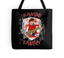 "Aaron ""Rambo"" Ramsey Tote Bag"