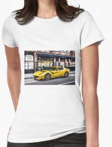 Ferrari F12 TDF Womens Fitted T-Shirt
