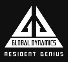 Eureka-Resident Genius Kids Tee