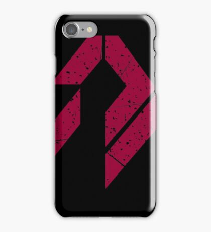 SIVA CRISIS iPhone Case/Skin