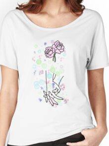 Entwined Women's Relaxed Fit T-Shirt