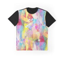 Painted Chaos Graphic T-Shirt