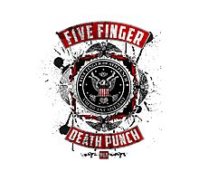 five fnger death punch Photographic Print