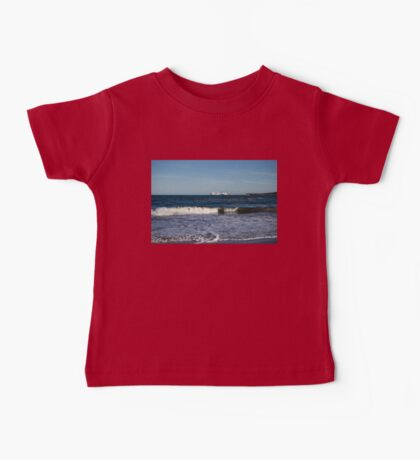 Your Viking Ride - NorthLink Ferry Leaving Aberdeen Harbour Baby Tee